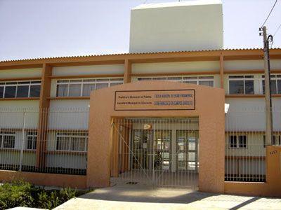 Escola Municipal de Ensino Fundamental Dom Francisco de Campos Barcelos